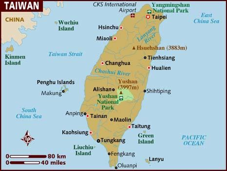 thornhill capital | why is taiwan important to china? it's