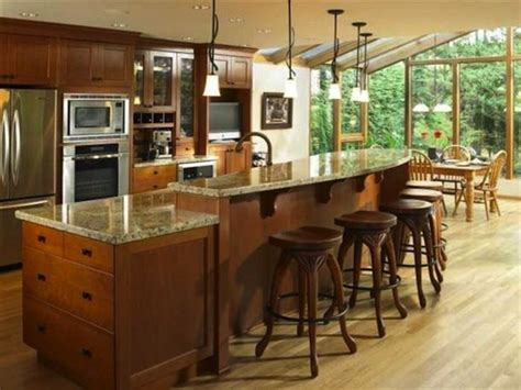 Bar Height Kitchen Island by How To Choose The Ideal Barstool For Your Kitchen Island