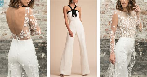 Wedding Dress Jumpsuit by How To Incorporate A Wedding Jumpsuit Into Your Bridal