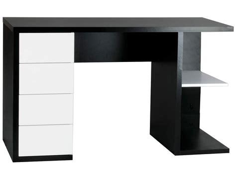 black and white desk hobart designer black and white home office desk rapid