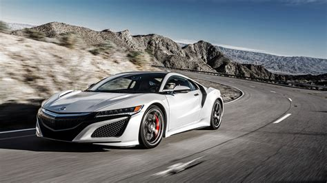 honda acura nsx 4k wallpaper hd car wallpapers
