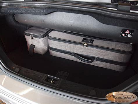 Bmw 1er Cabrio Kofferset by Roadsterbag Koffer Set 4tlg Mercedes Clk Cabrio W208
