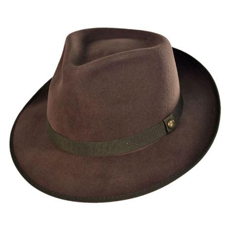 Classic Hat brixton hats elijah classic style fedora hat all fedoras
