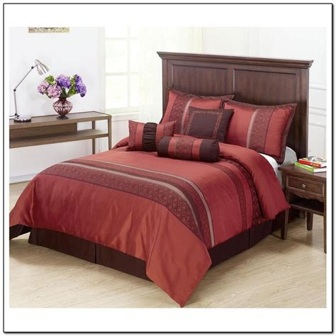 bed in a bag king size comforter sets beds home design