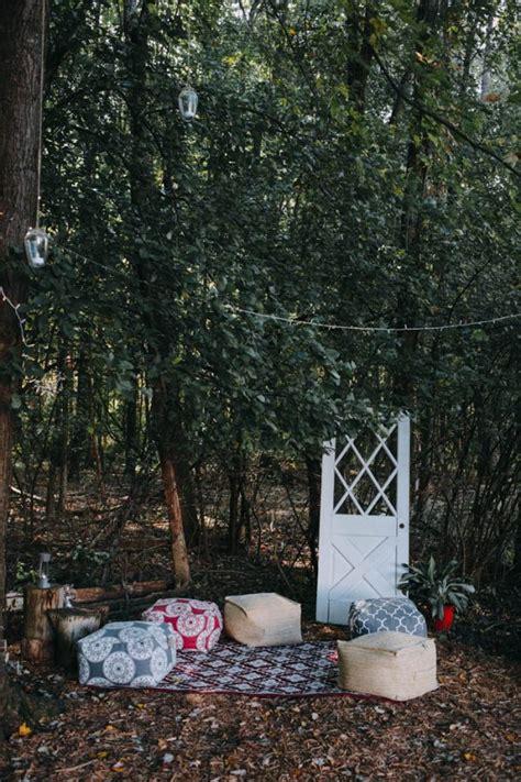 intimate fall backyard wedding in columbus ohio junebug