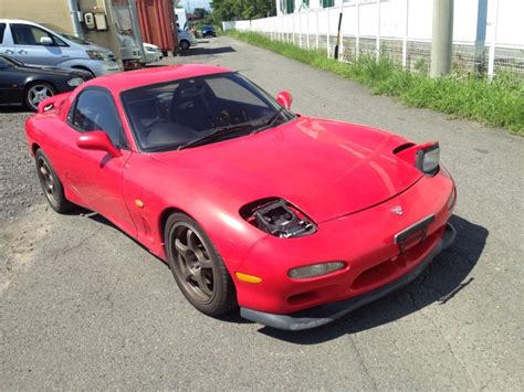 how to learn about cars 1995 mazda rx 7 navigation system mazda rx 7 type rii 1995 used for sale