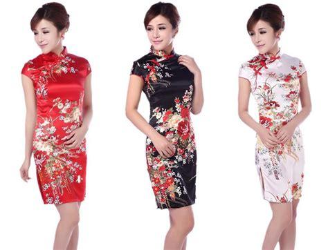 25417 White Cheongsam Size S black white tradition cheongsam qipao dress wedding cheongsam mini