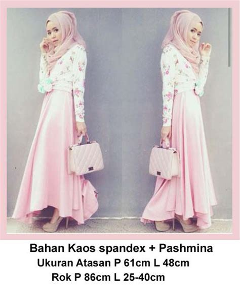 Atasan Fashion Sweater Putih Never pink maxis and modern on