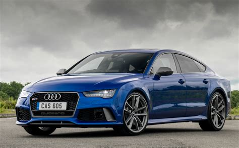 Audi Rs 7 by The Clarkson Review Audi Rs 7 Performance