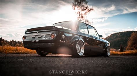 stancenation bmw 2002 to the point oliver grimme s 1973 bmw 2002 tii
