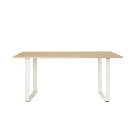70 70 Dining Table 170 X 85 Cm By Muuto Connox 70 Dining Table