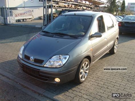 2003 renault scenic 1 9 dci 3 aluminum air car