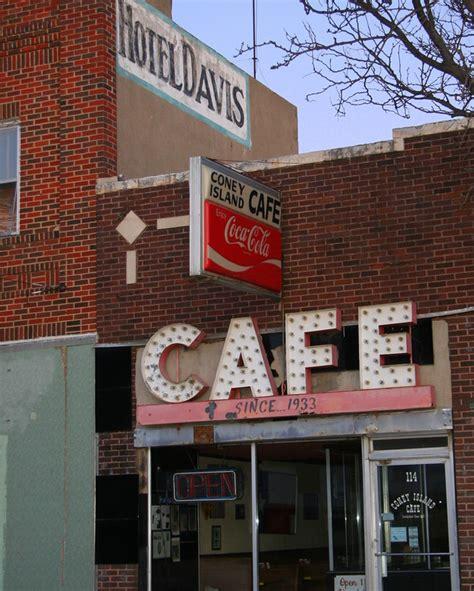 coney cafe roadside food trip