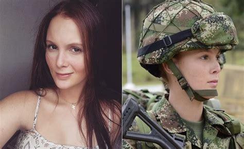 imagenes de vanessa rojas teniente vanessa rojas de soldados 1 0 particip 243 en