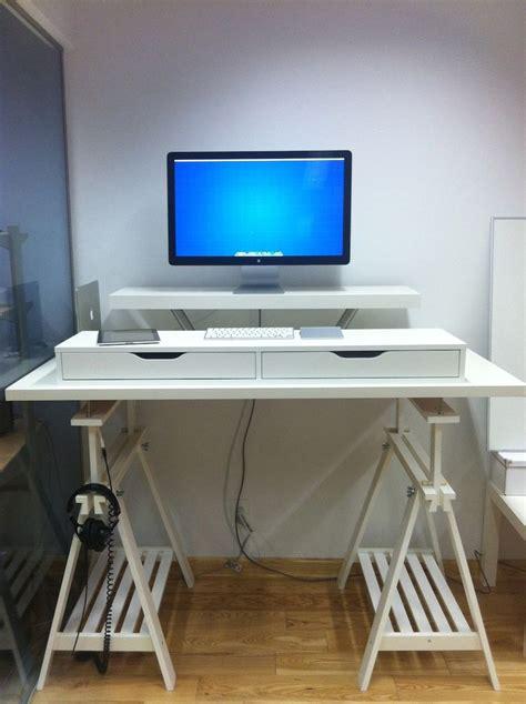 best 25 standing desks ideas on diy standing