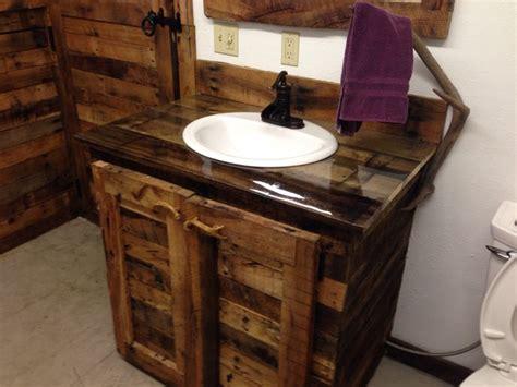 Pallet Bathroom Vanity Bathroom Vanities From Pallets Orange Bathroom Vanities From Pallets Type Eyagci
