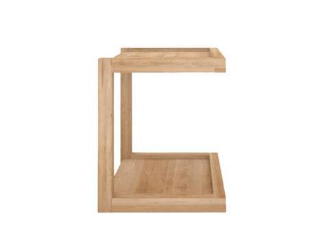 sofa side table oak oak frame sofa side table 48 40 48