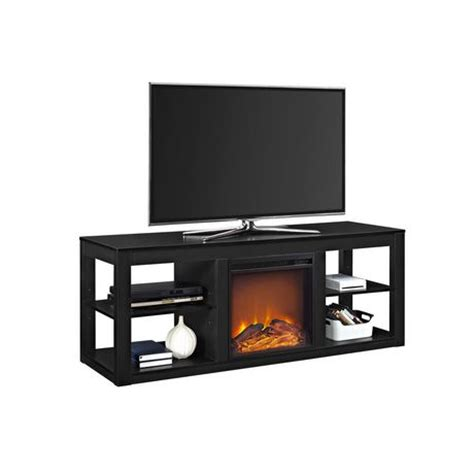 Fireplace Tv Stand Walmart Canada by Dorel Parsons Tv Console Electric Fireplace Walmart Canada