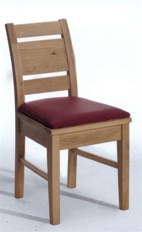wildeiche stuhl stuhl iseo wildeiche mit polster landhausm 246 bel dietersheim