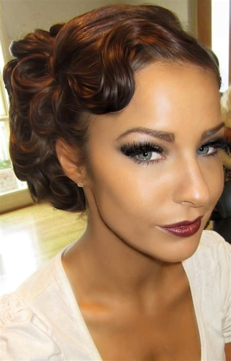 old holloywood glam hairstyles old hollywood glam hairstyles ideas 2016 designpng biz