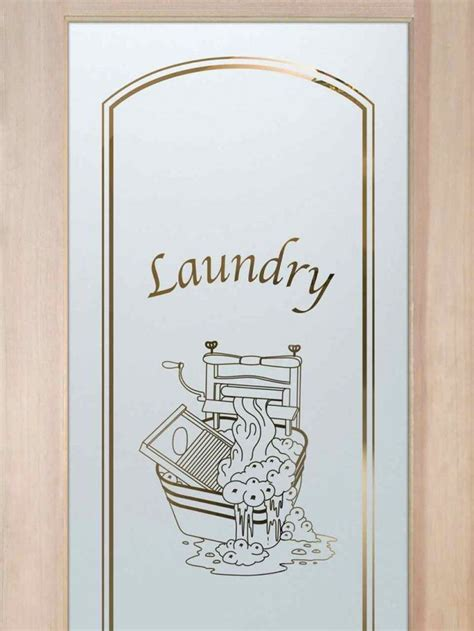 Laundry Room Door Etched Glass 17 Best Images About Laundry Room Doors On Etched Glass Laundry Rooms And Laundry