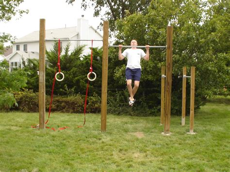 backyard gymnastics how did we start rogue fitness rogue fitness blog