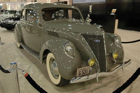 1936 lincoln zephyr information and photos momentcar