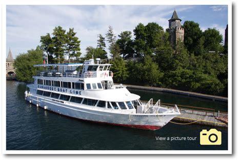 u boat ontario 1000 islands adventure explore gananoque ontario