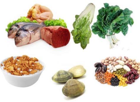 alimentos bajo en hierro alimentos ricos en hierro blovver bloglover
