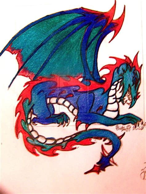 european tattoos european dragons tattoos