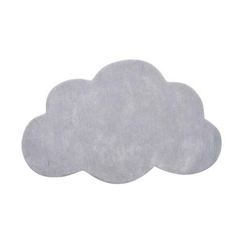 kinderzimmer teppich wolke lilipinso teppich wolke hellgrau bei kinder r 228 ume