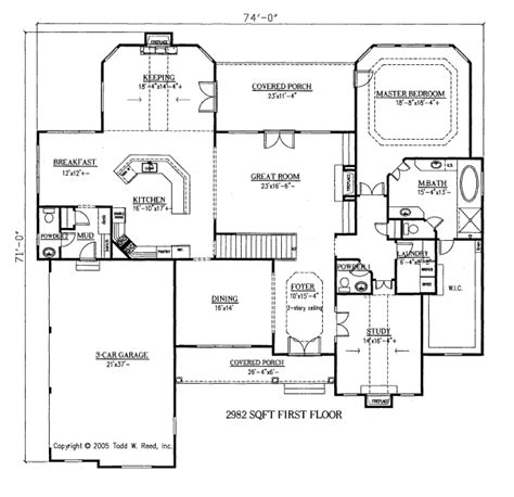 Traditional Plan 3 065 Square 4 Bedrooms 3 Traditional Style House Plan 4 Beds 3 5 Baths 4138 Sq Ft