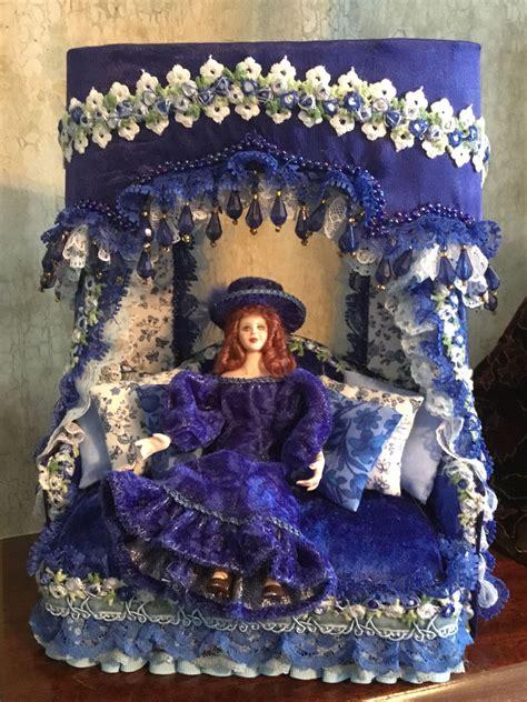 blue rose daybed  lady  blue  p miller