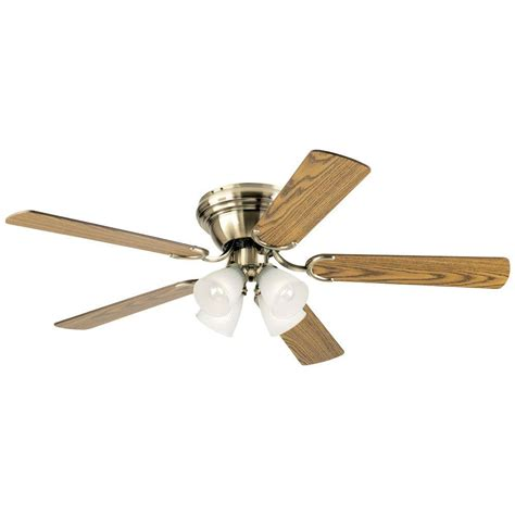 sahara fans tortola 52 in aged brass ceiling fan 10054
