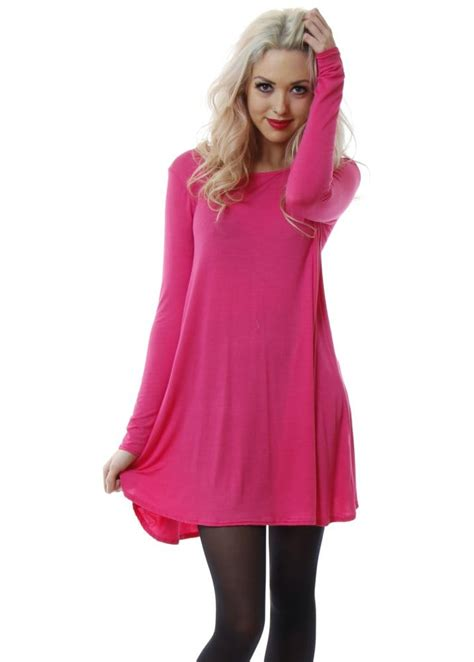 pink swing dresses hot pink swing dress pretty pink day dress nice day
