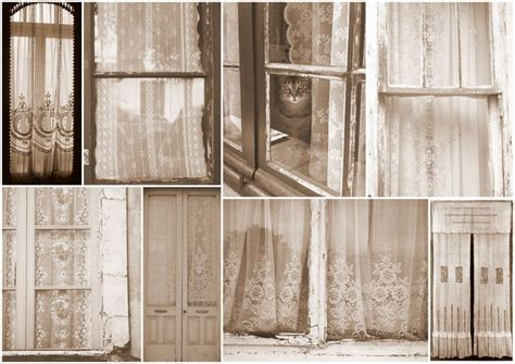 romantische gordijnen romantisch kant art nouveau lace panels jugendstil vitrage
