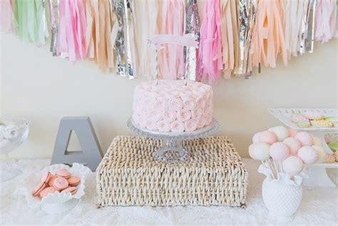 Pastel Baby Shower Decorations by Baby Shower Ideas Pastel Baby Shower