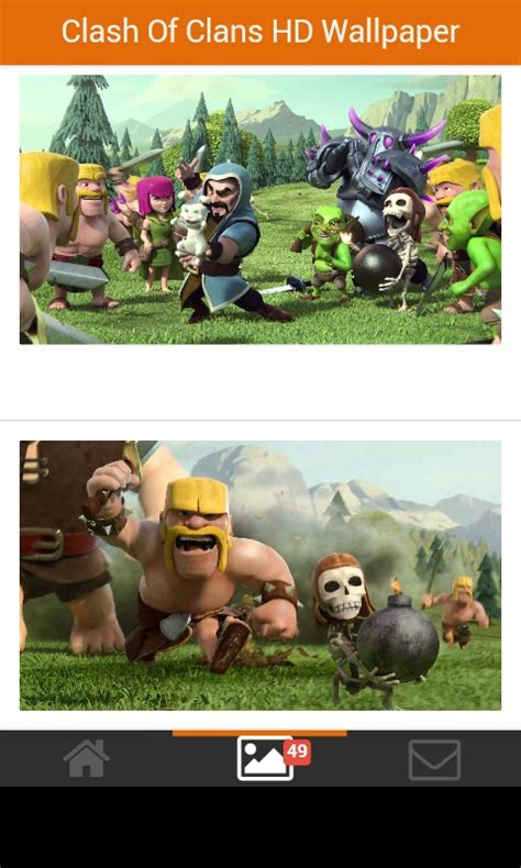 wallpaper hd android clash of clans free free clash of clans hd wallpaper apk download for