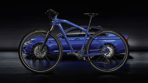 bmw bicycle here s a bmw bicycle to match your m5 autoblog