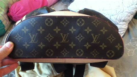 Louis Vuitton Vomit Really Expensive Vomit by Louis Vuitton Bosphore Backpack Sick Bag