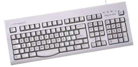 Jenis Keyboard jenis keyboard menurut bentuk dan susunan tombolnya all about computer