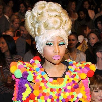 hairstyles kucoo nicki minaj is as well known for her cuckoo hairstyles as