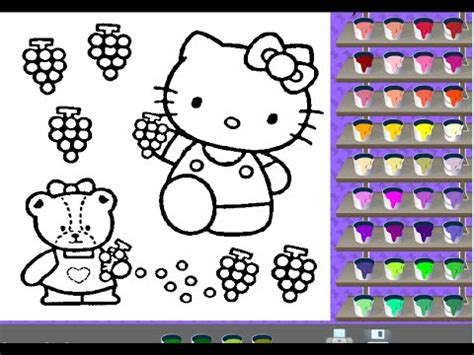hello kitty coloring pages youtube hello kitty coloring pages youtube