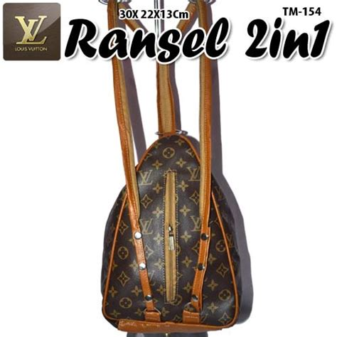 Ransel Louis Vuitton 6020 03 easy rider mr jackie electric scooter 082228319999 pin
