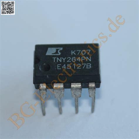 Diskon Ic Tny264pn Line Switcher 1 x tny264pn low power line switcher power int dip 8