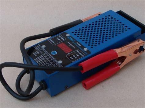 digital battery dhc 12v digital battery load tester charging system