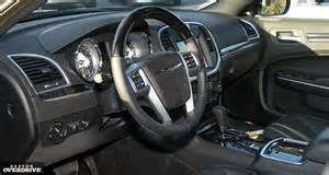 2011 Chrysler 300 Interior Up With The 2011 Chrysler 300 Boston Overdrive