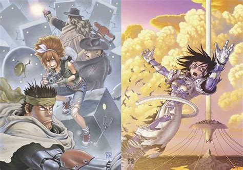 battle alita mars chronicle 1 books book de battle alita em maio otakupt