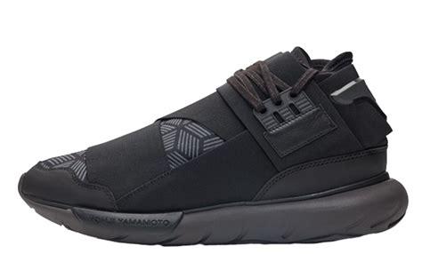 Adidas Y 3 Qasa Black adidas y 3 qasa high black m21248 the sole supplier
