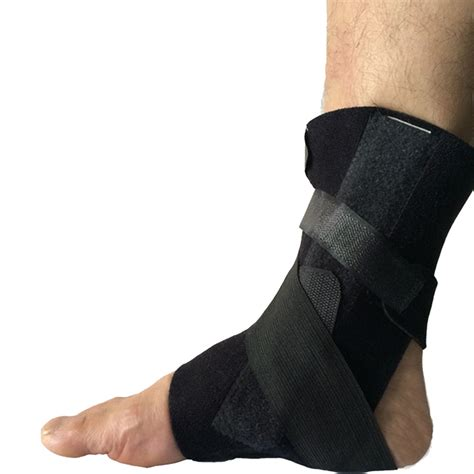 planters fasciitis brace adjustable foot drop orthotic correction ankle plantar fasciitis support brace ebay